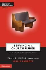 Serving as a Church Usher Parrott, Leslie Paperback