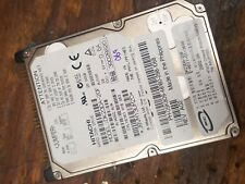 "Hitachi Laptop Hard Drive 2.5"" HDD IDE DK23DA-20F 05K809 20GB Disk"