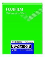 New!! FUJIFILM Reversal Film Fujichrome CUT PROVIA100F NP4x5 20 Packs Japan