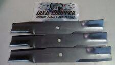 "Dixie Chopper OEM Mower Blade Set of 3 30227-50H 50"" High Lift"