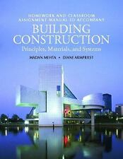 Building Construction: Principles
