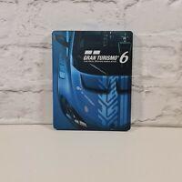 PlayStation 3 Gran Turismo 6 Anniversary Edition PS3 Video Games Metal Tin