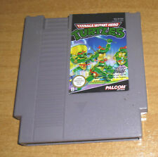 Jeu nintendo NES - TMNT teenage mutant ninja turtles