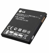 Batteria originale LG FL-53HN 1500mAh per Optimus DUAL P990 3D P920 bulk 3,7V