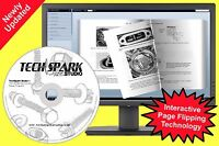Yamaha Big Bear 400 2WD 4WD ATV Service Repair Maintenance Workshop Shop Manual