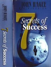 7 Secrets of Success - 7 DVDs - John Hagee - Sale Rare ! Lowest Price Ever !