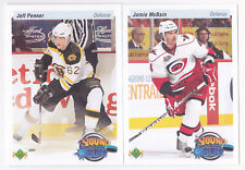 10-11 Upper Deck Jeff Penner Young Guns 20th Anniversary Parallel Rookie 2010