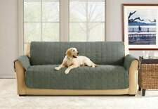 sure fit Ultimate Waterproof LOVESEAT Furniture Cover loden