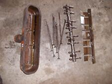 Allis chalmers WD WD45 WC tractor AC engine rocker arm assembly & push rods & di