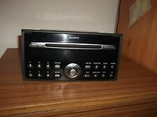 Ford Focus. Sony cdx-fs214. coche radio estéreo reproductor de CD. mp3