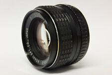 SMC Pentax 1,4 / 50 mm  Objektiv mit PK Bajonett