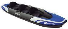 Sevylor Hudson 3 Person Kayak Inflatable Canoe 2000014708