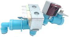 Refrigerator Triple Water Valve Ice Maker Electrolux Frigidaire Parts 242252702