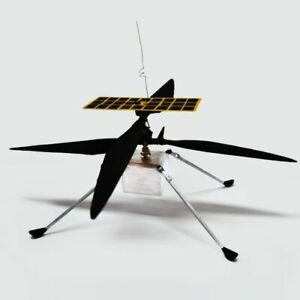 3d printed NASA Perseverance Mars Ingenuity (helicopter)