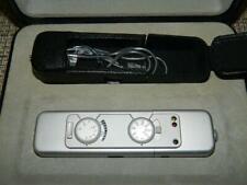 Minox LX Subminiature Camera Brushed chrome serial #2532492 VTG NOS