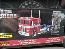 Jada Transformers Optimus Prime Generation 1 G1 Autobot Hollywood Rides 1/32