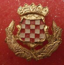 Bosnian War Croatian Military Insignia