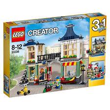 LEGO® Creator Spielzeug- & Lebensmittelgeschäft (31036) inkl.0,00€ Versand NEU