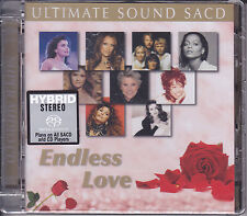 """Endless Love - Ultimate Sound"" Japan Limited Numbered SACD CD Diana Ross ABBA"