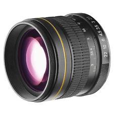 85mm f1.8 Lens for Canon EF EOS 80D 70D 60D 7D 6D 5D T7i T7s T6s T6i T6 T5i T5