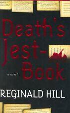 Deaths Jest-Book by Reginald Hill