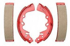 ACDelco 17444B Rear New Brake Shoes