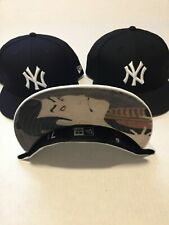 New Era New York Yankees UKIYOE Japan Edition Hat Cap White Size 7 5/8