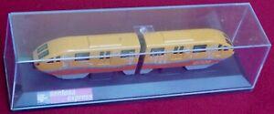 Sentosa Express 1/120 Diecast Hitachi Straddle Type Monorail - Look!