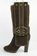 Mi Bottes BALDININI Daim Velours Marron T 39 TBE