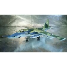 "* Herpa Wings 82MLCZ7205  Czech Air Force Sukhoi SU-25K ""Frogfoot"" 8722; 32nd"