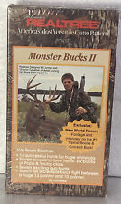 RealTree presents Monster Bucks II (1994 VHS)