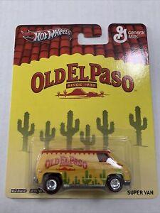 Hot Wheels Old El Paso Super Van