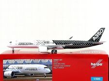 "Herpa Wings Airbus A350-900 XWB ""Carbon color scheme"" 1:500 F-WWCF (528801-001)"