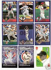 2003 Topps Baseball Lot - You Pick - Includes Stars & Traded