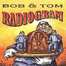 Bob and Tom Radiogram 2001 2 CD set comedy radio duo Q95