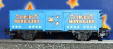 Märklin H0 Hochbordwagen Circus Mondolino Basis 4430