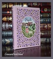 Heidi by Johanna Spyri Illustrated by Smith New Sealed Leather Bound Collectible