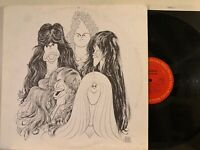 Aerosmith - Draw The Line LP 1977 Columbia JC-34856 w/ Insert VG+ Hard Rock