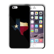 Texas State Flag Iphone 4 4s 5 5s 5c SE 6s 7 8 X XS Max XR 11 Pro Plus Case 05