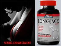 Extreme Muscle Growth Tablets - Longjack  2170mg - Organic Maca Root Powder 1B