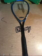 Prince Force 3 Blast Squash Racquet With Cover EUC