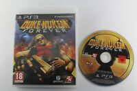PLAY STATION 3 PS3 DUKE NUKEM FOREVER SIN MANUAL PAL ESPAÑA
