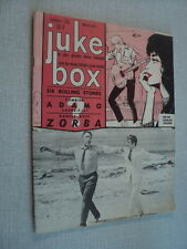 JUKE BOX 106 (1/8/65) ALAN BATES ANTHONY QUINN FRANCE GALL CLAUDE FRANCOIS ARYAN