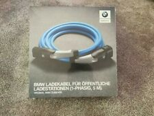 BMW AC Rapid Charging Fast Charge Cable i3 i8 2 3 5 7 series 61902455069 SEALED