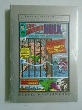 Marvel Masterworks Sub-Mariner Hardcover #1 (tear in cello) 8.5 VF+ (2002)