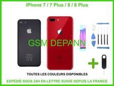 CHÂSSIS COMPLET ARRIÈRE ASSEMBLÉ COQUE COMPLET IPHONE 7/7 PLUS/8/8 PLUS+ ADHESIF