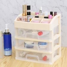 1/2/3 Layer Cosmetic Makeup Organiser Holder Tidy Storage Jewelry Box Shelf