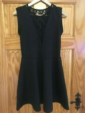 dress - black -size 12