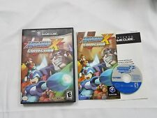 Mega Man X Collection GameCube Complete in case Great Condition