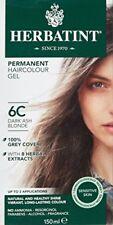 Colore permanenti biondo scuro Herbatint per capelli